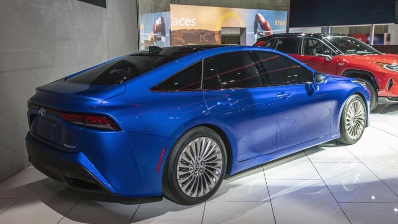 2020 - [Toyota] Mirai II 5cf87e10
