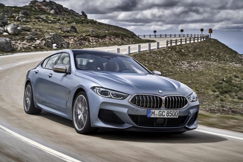 2019 - [BMW] Série 8 Gran Coupé [G16] - Page 5 5d08f610