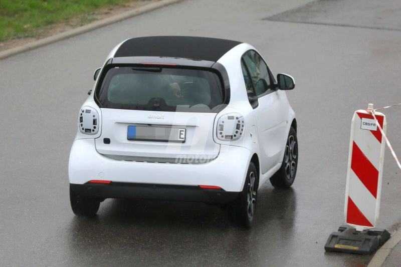 2019 - [Smart] ForTwo III Restylée [C453]  - Page 2 5d0c1610