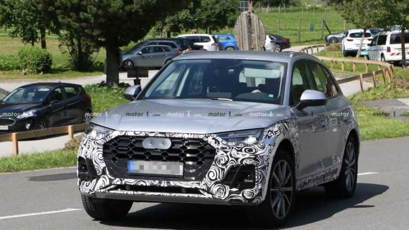 2020 - [Audi] Q5 II restylé 5d1cb810