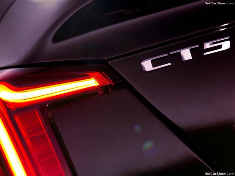 2020 - [Cadillac] CT5 5d5ffb10