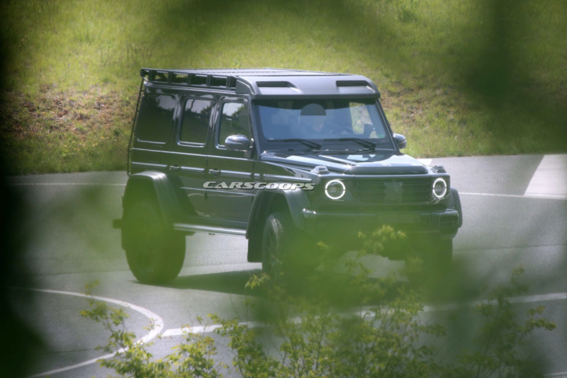 2017 - [Mercedes-Benz] Classe G II - Page 9 5d6fe610