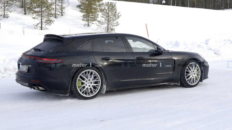 2020 - [Porsche] Panamera II restylée  5d8ec210