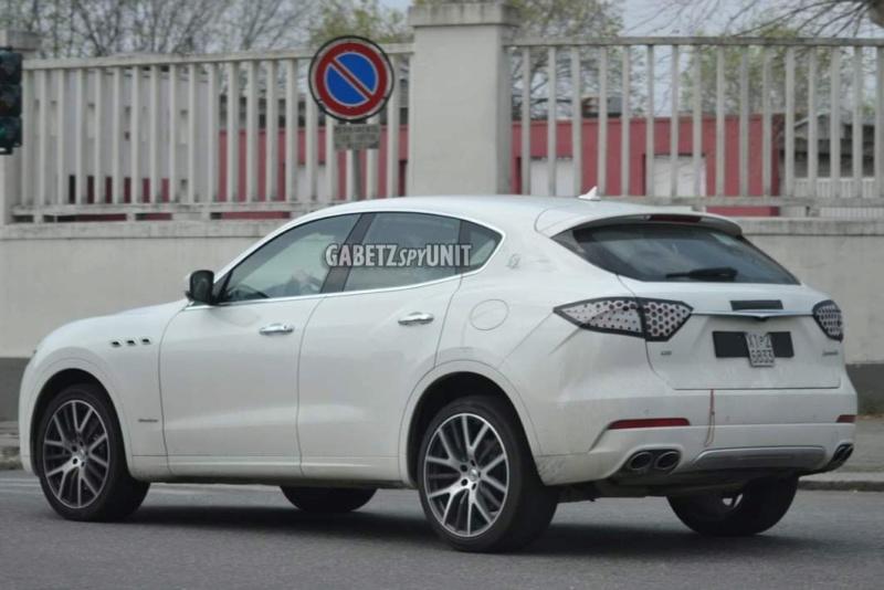 2016 - [Maserati] Levante - Page 11 5da70210