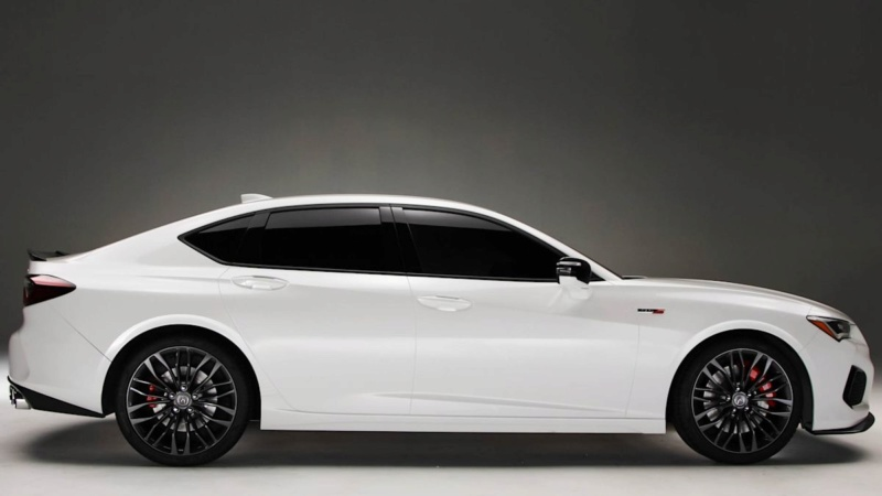 2020 - [Acura] TLX 5db32210