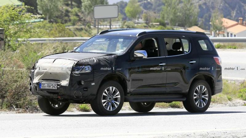 2012 - [Chevrolet] Trailblazer  5dca8310