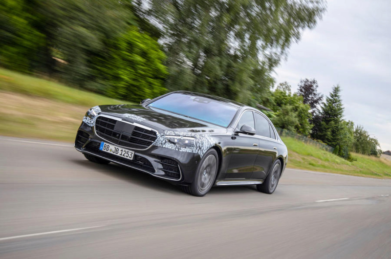 2020 - [Mercedes-Benz] Classe S - Page 17 5dfd9510