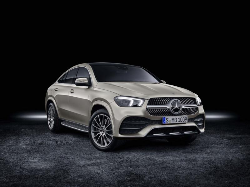 2019 - [Mercedes-Benz] GLE Coupé  - Page 3 5dff8710