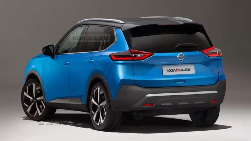 2021 - [Nissan] X-Trail IV / Rogue III - Page 2 5e1aa610