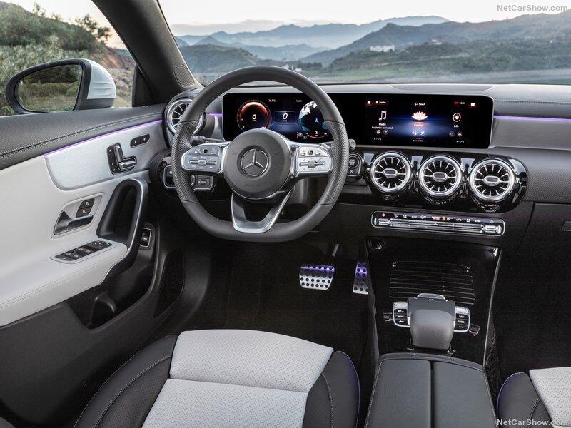 2019 - [Mercedes-Benz] CLA Shooting Brake II 5e2a1f10