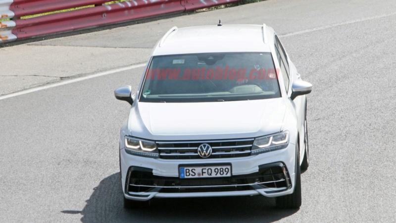 2020 - [Volkswagen] Tiguan II restylé  - Page 2 5e372b10