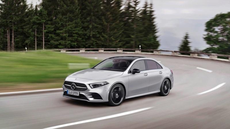 2018 - [Mercedes-Benz] Classe A Sedan - Page 5 5e4bbe10