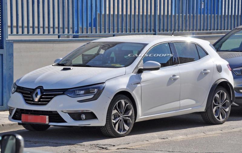 2019 - [Renault] Megane IV restylée  - Page 9 5e57a010