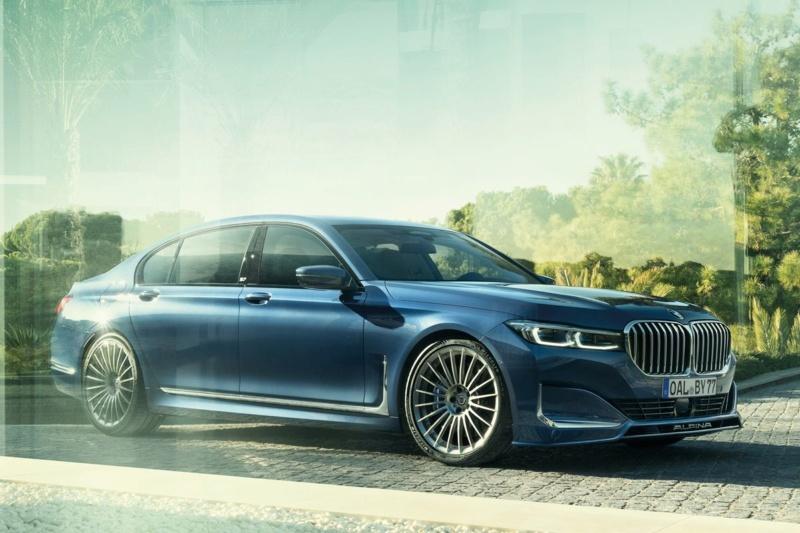 2019 - [BMW] Série 7 restylée  - Page 12 5e595110