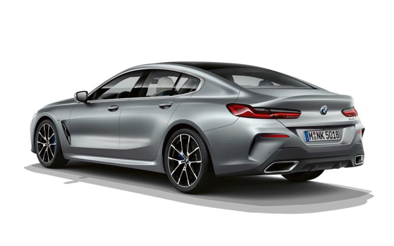 2019 - [BMW] Série 8 Gran Coupé [G16] - Page 6 5e878710