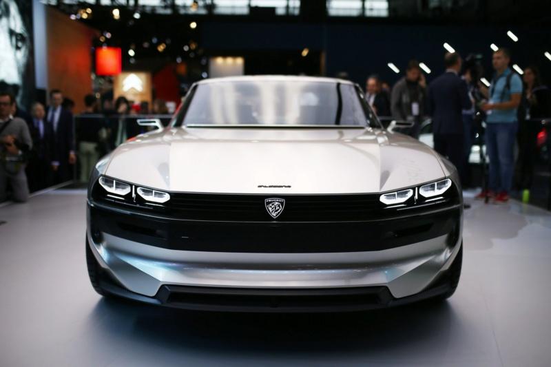 2018 - [Peugeot] e-Legend Concept - Page 14 5e91b310