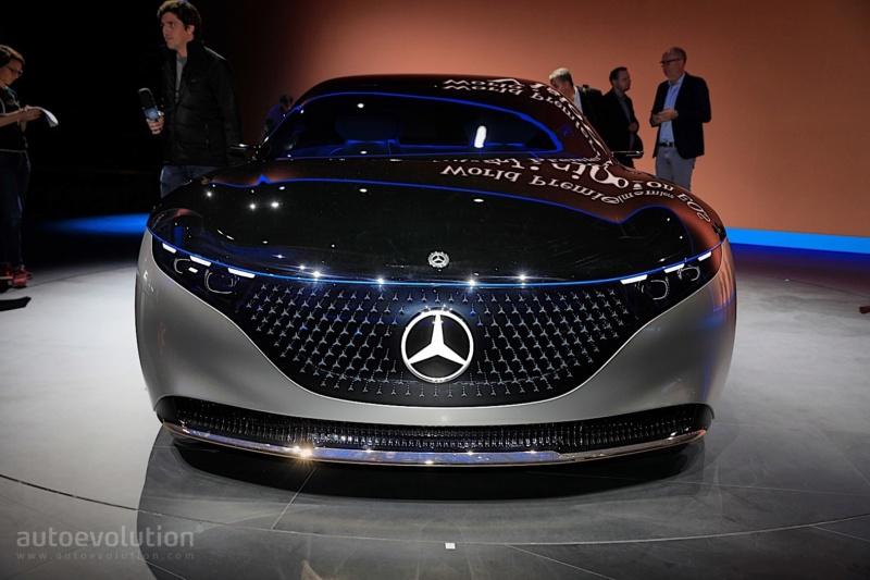 2019 - [Mercedes-Benz] EQS Concept  - Page 2 5eb83110