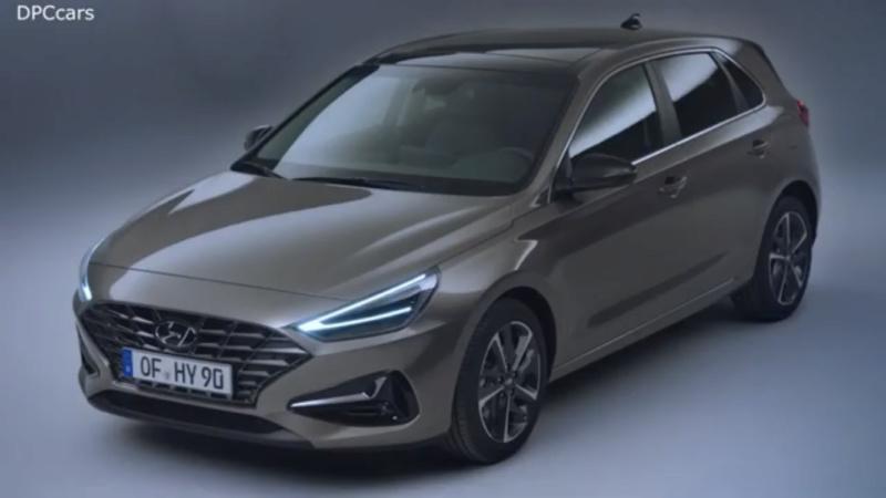 2020 - [Hyundai] I30 III 5p/SW/Fastback Facelift - Page 2 5ebcc410