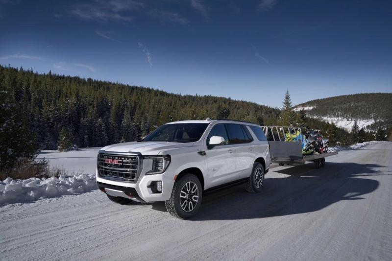2019 - [Chevrolet/GMC] Tahoe / Suburban / Yukon - Page 2 5ec18e10