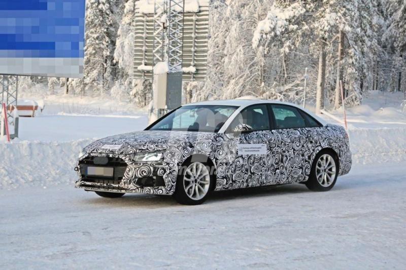 2018 - [Audi] A4 restylée  - Page 4 5edbd010
