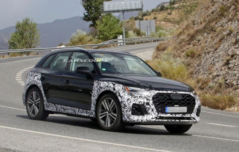 2020 - [Audi] Q5 II restylé 5ee5ee10