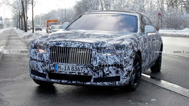 2020 - [Rolls-Royce] Ghost II 5ee7c710