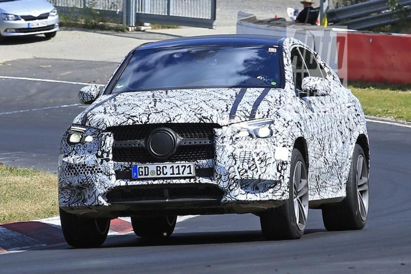 2019 - [Mercedes-Benz] GLE Coupé  5eea3e10
