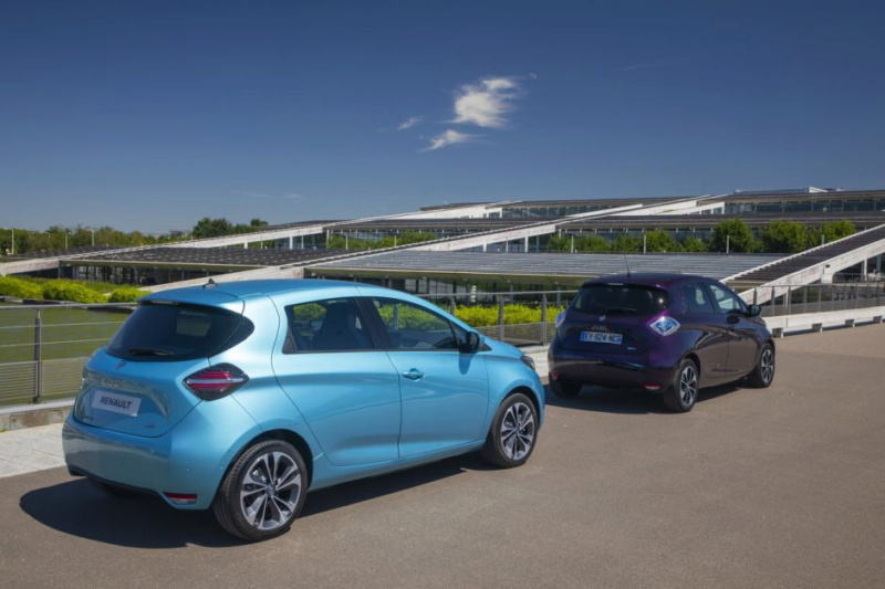 2019 - [Renault] ZOE 2 - Page 17 5f2a3010