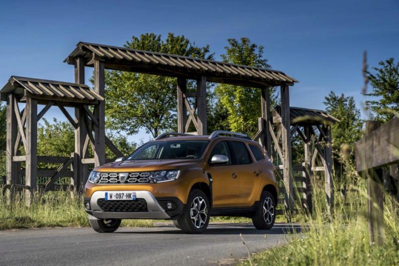 2017 - [Dacia] Duster II - Page 26 5f33e410