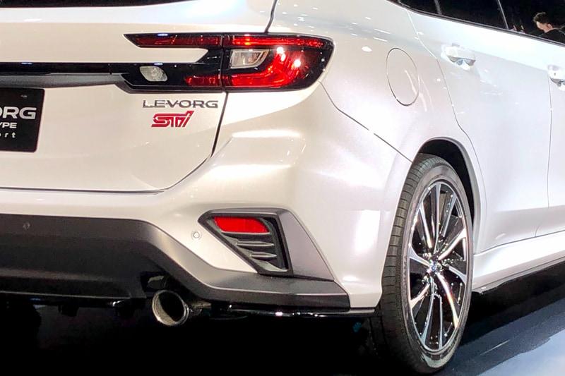 2019 - [Subaru] Levorg 5f8ca710