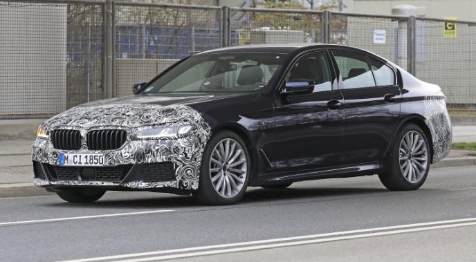 2020 - [BMW] Série 5 restylée [G30] - Page 4 5f8e2e10