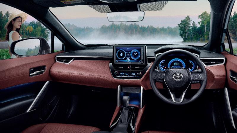 2021 - [Toyota] Corolla Cross - Page 3 5f956f10