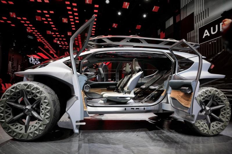 2019 - [Audi] AI:me E-Tron / AI:Trail Quattro - Page 2 5fa13a10
