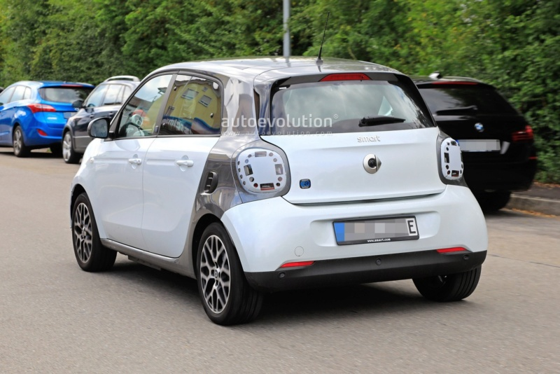 2019 - [Smart] ForTwo III Restylée [C453]  - Page 2 5fb5c110