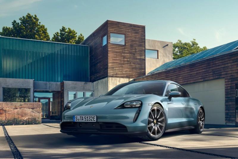 2019 - [Porsche] Taycan [J1] - Page 16 5fc3a410