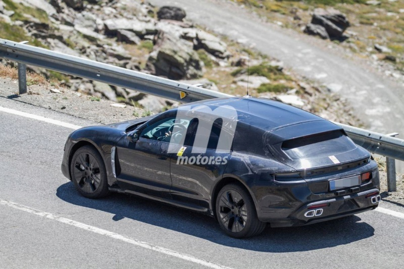 2020 - [Porsche] Taycan Sport Turismo 5fc7a510