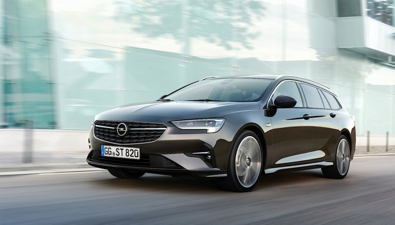 2020 - [Opel] Insignia Grand Sport Restylée  - Page 5 5ffa8d10