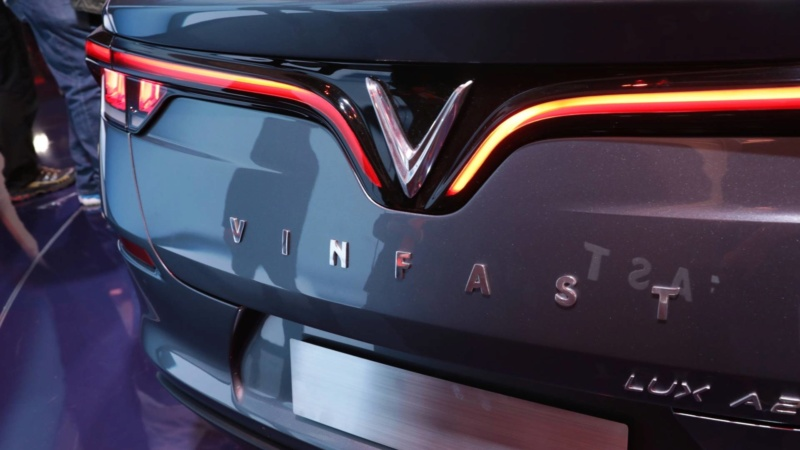 2020 - [VinFast] Sedan - SUV by Pininfarina 602e6910