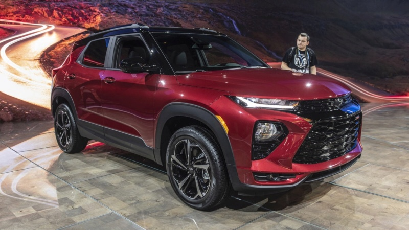 2020 - [Chevrolet] Trailblazer / Tracker 6058a010