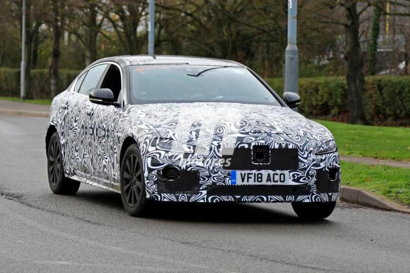 2019 - [Jaguar] XE restylée  6068d510