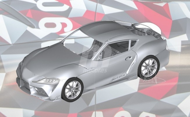 201? - [Toyota] Supra - Page 6 606d5a10