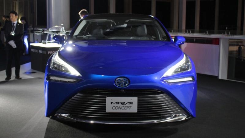 2020 - [Toyota] Mirai II 6079a510