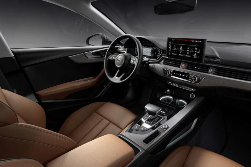 2020 - [Audi] A5 Coupé/Cab/SB restylée 6093a810
