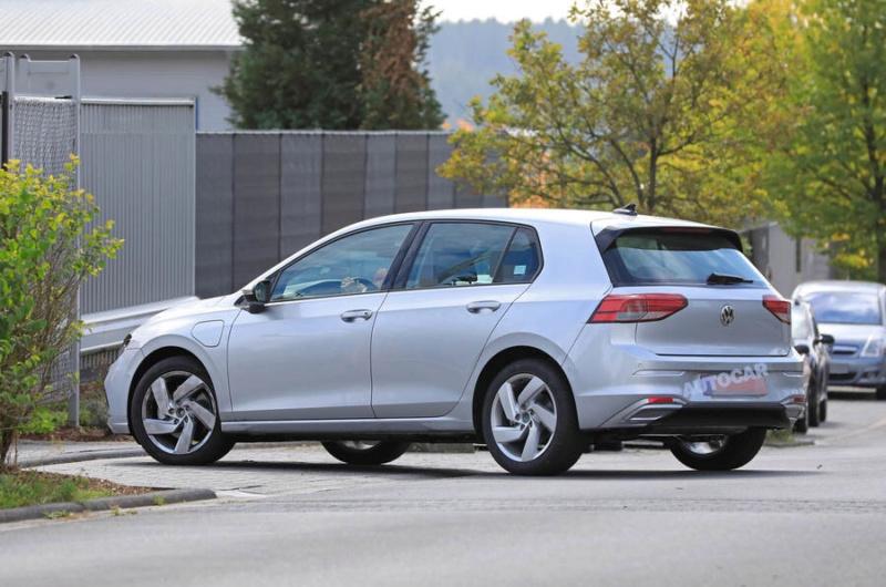 2020 - [Volkswagen] Golf VIII - Page 32 60940510