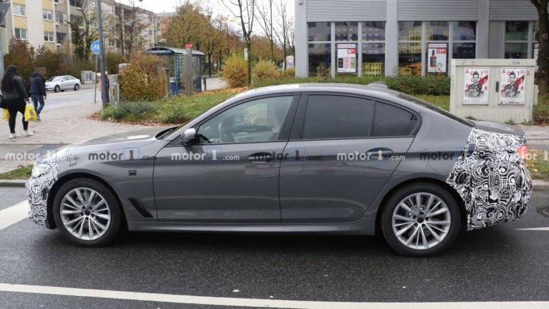 2020 - [BMW] Série 5 restylée [G30] - Page 3 60a7a410