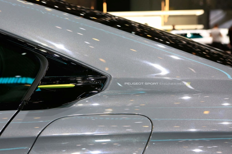 2019 - [PEUGEOT] Concept 508 Peugeot Sport Engineered - Page 16 60af0710