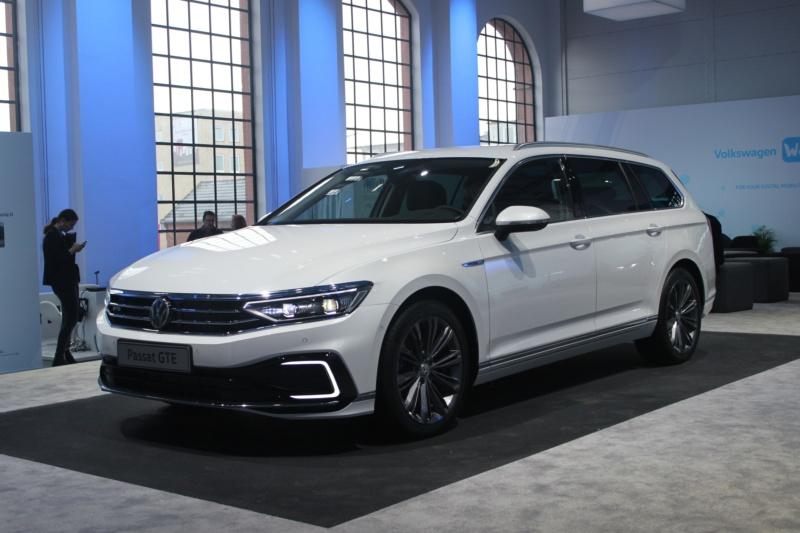 2019 - [Volkswagen] Passat restylée - Page 4 60b07810