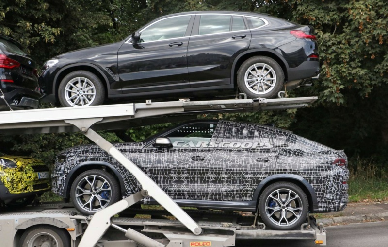 2019 - [BMW] X6 III (G06) - Page 3 60be2910