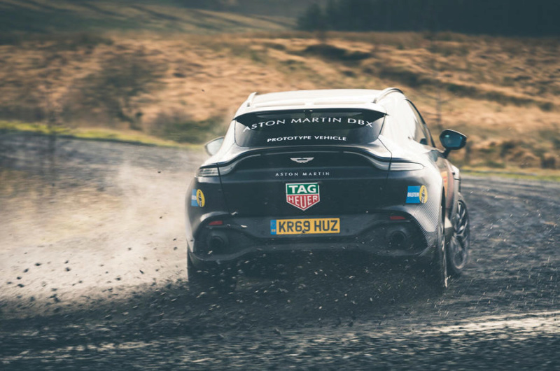 2019 - [Aston Martin] DBX - Page 9 60bf1810