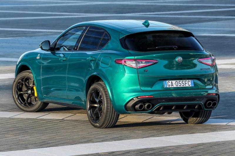 2017 - [Alfa Romeo] Stelvio [Tipo 949] - Page 34 60c33810